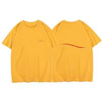 2021 Erkek Tasarımcı Tişörtleri Yaz Erkekler ve Kadınlar Kısa Kollu Üst Tees Rozeti Gömlek Erkek Giyim Boyutu S-3XL Yüksek Quanlity