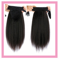 Brazilien Plein-Mechanism Perruques Bangs Capless Wig Wave Body Wave droite Kinky Curly Curly 10-32inch Bandeau Black Full-Machine 100% Humin
