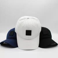 Gorra de bola de la calle Gorra de béisbol de la calle para hombre Mujer ajustable Sombrero 4 Temporada Sombreros gorros Calidad superior