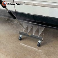 "SS-FM4 Sino Star 13 ""4 개의 스프레이가있는 자동차 세탁기 아래의 압력 세탁기 하체 청소기"