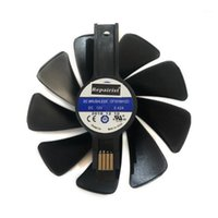 FD10015M12D CF1015H12D RX 580/480/470/570 GPU Fan del refrigerador para Sapphire RX580 RX480 RX470 RX570 NITRO VGA Tarjetas de enfriamiento 1