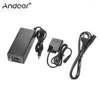 Andoer EH-5A PLUS EP-5A adaptador de energia CC Câmera de acoplador DC substituição para en-el14 for1