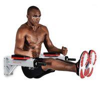 Horizontale Balken Wandmontierter Kinnstange Hochleistungs-Trainings-Muskelfest-Training Fitness mit Widerstand Band1