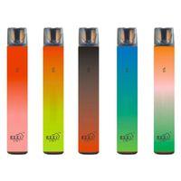 ezzy super 2in1 일회용 Vape 장치 6.5ml 2000 퍼프 휴대용 포드 시스템 2 in 1 증기 펜 키트 Onee Stick