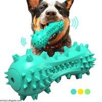 Benepaw Durable Zähne Reinigung Hundespielzeug für aggressive Kewers Safe Gummi Kau Haustier Spielzeug Welpenspiel Spiel Linderung Angst