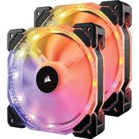 HD-Serie HD140 RGB-LED 140mm Hochleistungs-RGB-LED-PWM-Dual-Fans mit Controller-Kühlung1