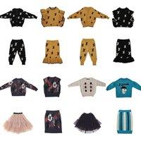 Lime Brand New Autunno Inverno Bambini Bambini Maglioni per Ragazzi Ragazze Carino Stampa Knit Cardigan Bambino Bambino Bambino Moda in cotone Outwear Clothe 201126