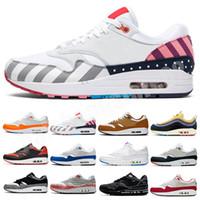Nike air max Para 87 shoes En Kaliteli 87 Rahat Ayakkabılar Moda 87 Zapatillas Deporte Mujer Femme Nefes Erkekler Kadınlar Eğitmenler Ayakkabı 36-46