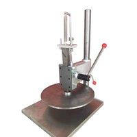 Handbuch 30 cm Pizzateig Pressmaschine Pizzatough-Abflachungsmaschine Teig Rollblatt Pizza Pressmaschine