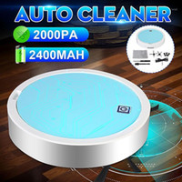 2000PA Robot Vacuum Cleaner Smart Sweeping Cleaning Machine ...