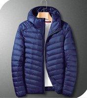 Hafif erkek Aşağı Ceket Kışın Yeni Klasik Maya AŞAĞI CEKET AŞAĞIDAKİ AŞAĞIYOR