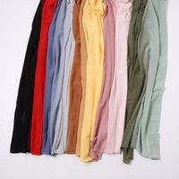 Colore corrispondente ombrellone Pianurale Weave Fairy Long Print Forestscarf Gradiente Colore Tutte le stagioni Sciarpa universale