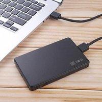 2.5-дюймовый SATA до USB 3.0 2.0 адаптер HDD SSD Box 5 6GBPS Поддержка 2TB Внешний жесткий привод Корпус жесткого диска для WindowsSS1