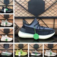 2021 V2 Koşu Ayakkabıları Kuyruk Işığı Zyon Zebra Kilitli Yekeil Israfil Asriel Gid Keten Eğitmenler Sneakers ile Kutusu Etiketi