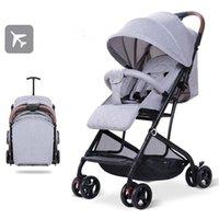Cochecito de bebé Ligero y simple Ultra-Pequeño Sit-Lay Baby Stroller1