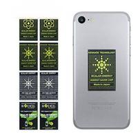 EMF EMR 방패 안티 방사선 스티커 에너지 휴대 전화 에너지 절대 칩 가제트 보호 양자 보호 스티커 사전 기술