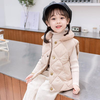 Children Winter Jackets Winter Children Girl Vest Thick Warm...