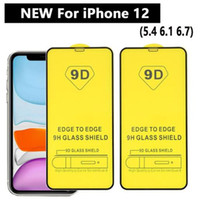 Hot 9D Full Cover Tempered Glass Full Glue Screen Protector ...