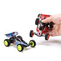VELOCIS RC CAR 1:32 2. MUTIPLAYER в параллельном управлении радио управлением автомобиль Mini Crawler RC транспортные средства игрушки для детей LJ200919