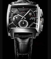 2021 Мужские Heuer F1 Часы Механические Автоматические Часы Нержавеющая Стелс Наручные Часы Мужчины Спортивные наручные часы