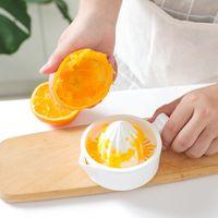 Лимон оранжевые соковыжималки фрукты растительный ручной скважитель прочные белые кухонные инструменты семейные практические соковыжималки фабрика прямая новая прибытие 2 4 часа F2