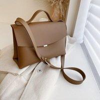 سيدة بسيطة حقيبة يد نسائية كبيرة حقيبة يد الإناث بو الكتف رسول حقيبة الرجعية كل يوم سيدة أنيقة