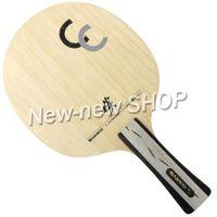 SANWEI CC (5 + 2 Carbono, OFF ++) Mesa Blade Ping Pong Racket Bat Paddle 20116