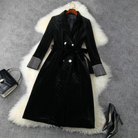 Christmas gift in vogue ins hot wholesale runway new Lapel n...