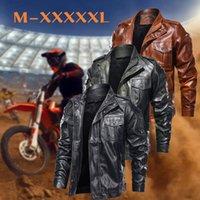 Yeni erkek Ceketler Mont Moda Ceket Saf Renk Fermuar Standı Yaka İmitasyon Deri Ceket Sonbahar Kış Erkekler Palto Tops