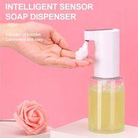 150ml / 350ml Soap automática Foam Dispenser Touchless de parede de lavagem líquido mão inteligentes dispositivo Casa Acessórios do banheiro