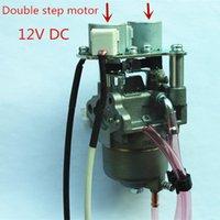 Vergaser mit doppeltem Schrittmotor 24byj48 12V DC passt yamaha MZ80 148f 144f Wechselrichtergenerator Vergaser 4 Hubgeheimnis