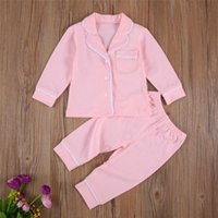 WenaZao Infant Toddler Baby 2 Piece Pajama Sets Long Sleeve ...