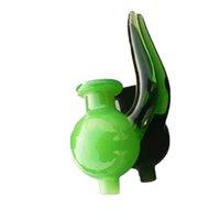 Glasraucher Rohre Glas Carb Cap OD22mm 10 Corlos für Quarz Banger Glas Wasserleitung DAB Öl Rig Ein Hitter