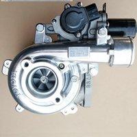 توربو CT16V 17201-OL040 لسيارات تويوتا لاند كروزر هايلكس D-4D 1KD-FTV المحرك 171HP 17201-30110