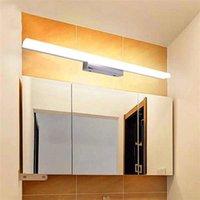 Vendita calda 7W 40cm Nuova e Intelligente Lampada Lampada da bagno Bar Bar Argento Bianco Light Luminosità Alta luminosità Luci di alta qualità