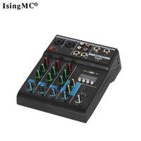 Fabricant d'usine Fournisseur de la console de mélange de mixage alimenté numérique Professional