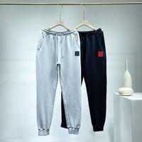 Panants de piste mensonge de mode pantalons pantalons hommes pantalon décontracté jogger bodybuilding fitness transpiration temps de survêtement