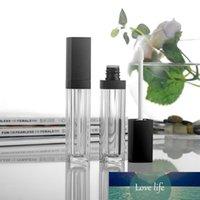 Tube de brillant à lèvres vides d'arcylique 10ml, tube rechargeable à lèvres haut de gamme, conteneur cosmétique de crème de cils de qualité supérieure F20171149