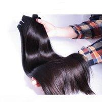 BeautyStarQuality full cuticola allineata crudo capelli originali indiano indiano singolo singolo donatore giovane ragazza capelli umani tessi