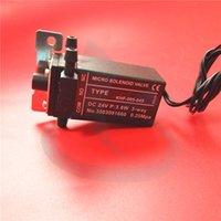 Impresora de inyección de tinta Tres maneras Micro Válvula de solenoide 3.8W 24V DC para Starfire 1024 Cabezal de impresión Ingenio Gongzheng Flora Válvula de tinta