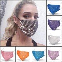 Spot Düz Saç 3-7 Gün Amerika Birleşik Devletleri'nde Gelmesi Gibi Flash Elmas Rhinestone Yıldız Maskesi Fashionista Gece Kulübü Parti Kişilik Maskesi
