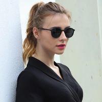 WarBLade Women Sunglasses Small Round Polarized Sun Glasses Vintage Men Driving Steampunk Glasses UV400 Eyewear