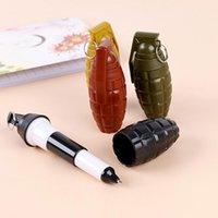 Mão granada ballpoint caneta novidade telescopic ballpen papelaria presente escritório acessórios escolares