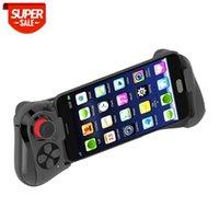 MOCUTE 058 PAD de jeu sans fil Bluetooth Android Joystick VR Contrôleur télescopique GamePad Pubg Mobile Joypad pour iPhone # 5Q4Y