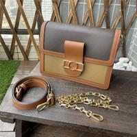 핸드백 여성 가방 패션 숄더 가방 지갑 지갑 클러치 어깨 크로스 바디 일련 번호 높은 qualit 가죽 가방 2 크기 M44580 M44391 LB127