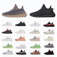 FADE KANYE WESTS POINT CHAUSSURES ASRIEL NATUREL NATUREL NATURE NOIR SAGE SAGE SAGE LINGEN DE LA TERRE FLAX DEFLECTIVE MENS FEMMES ZEBRA CIRIN Sneakers