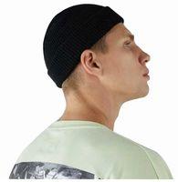 Invierno gorros cálidos casual hilo corto hip hop sombrero adulto hombres gorro de lana hembra de punto gorrito skullcap elástico sombreros unisex