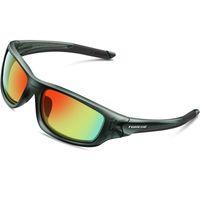 Occhiali da sole sportivi in bicicletta polarizzata per equitazione in esecuzione Pesca Golf Golf TR90 Instuberabili telaio da uomo Bicycle Bicycle Glasses