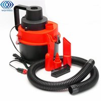 Hot portátil 12v molhado seco mini vácuo vácuo de alta potência kit de limpeza inflador Turbo mão se encaixa ASPIRADOR COLLECTOR DE POTA