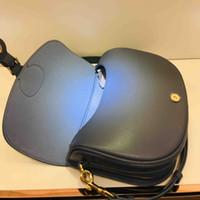 Canotta classica di alta qualità in vera pelle con borse a tracolla con borse a tracolla con borse a spalla in metallo con borse a tracolla con borsetta a croce